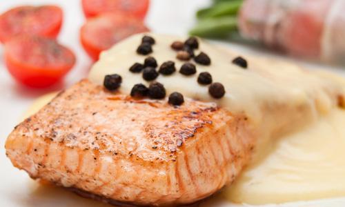 Домашний соус для рыбы