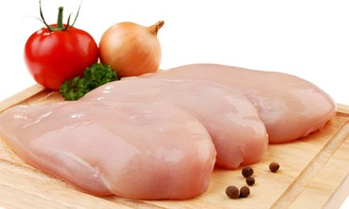 Куриное филе на пару