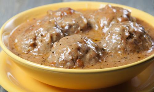 Рецепт соуса для тефтелей