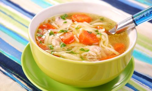 Список супов на каждый день