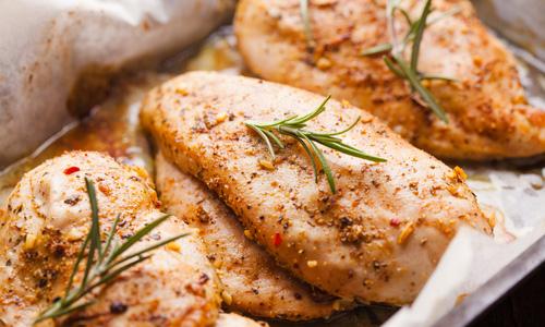 блюда из куриного мяса в духовке