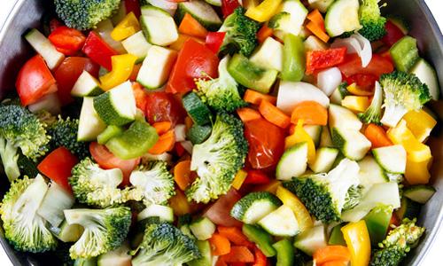 Овощные гарниры