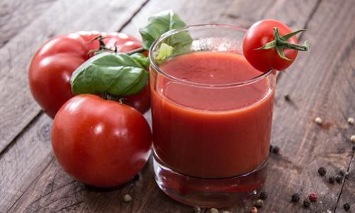 как сварить томатный сок из помидоров