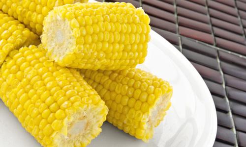 Заготовка из кукурузы в домашних условиях