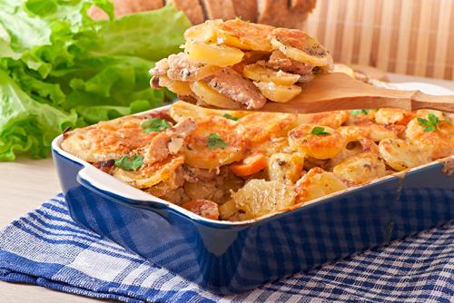 Как приготовить мясо по-французски в духовке