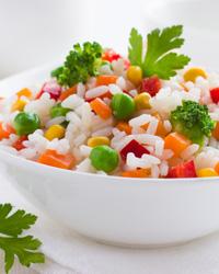Как сварить рис на гарнир