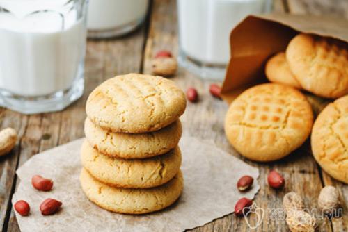 Песочное печенье на маргарине рецепт | Мастер рецептов | 334x500