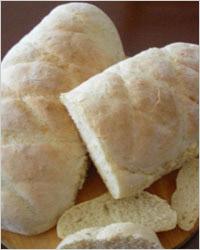 Хлеб из непросеянной муки, Итальянская кухня