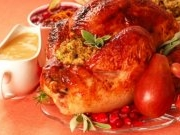 Украшение блюд на Новый год. Часть 1