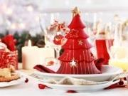 Украшение новогоднего стола. Часть 1