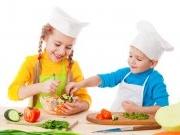 Что приготовить вместе с детьми