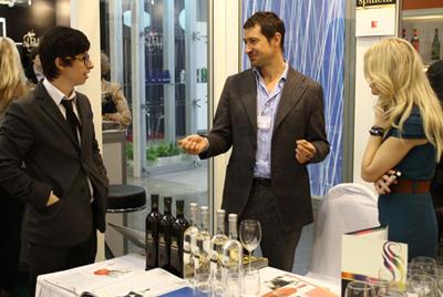 """""""Индустрия напитков/russian wine fair 2011 """".  Итоги."""