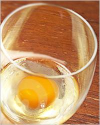 Яйца в стаканчиках