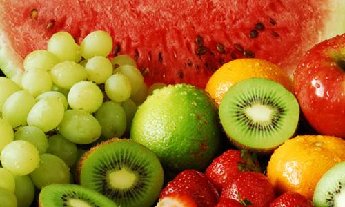Как есть фрукты