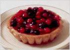 Тарталетки с фруктовой или ягодной начинкой