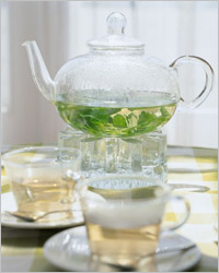 Зеленый чай: о пользе и полезных свойствах