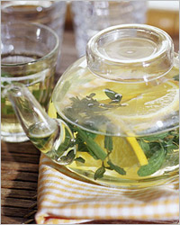 заваривание зеленого чая, зеленый чай
