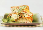 Фриттата, итальянский омлет, рецепт приготовления