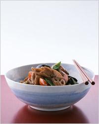 Японская кухня, вторые блюда