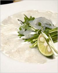 Японская кухня. Главный деликатес и главная легенда японской кухни – блюдо под названием фугусаши