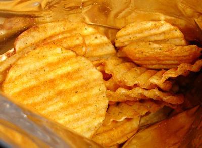 Скоро в продаже появятся полезные чипсы!