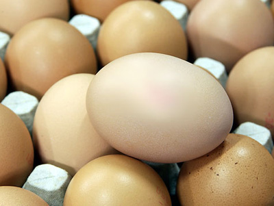Яйца со вкусом диоксина!