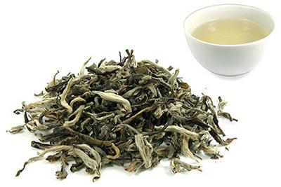 Белый чай сжигает жир