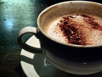Кофе надо пить в свежем виде