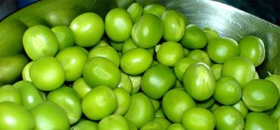 Зеленый горошек надо есть только в свежем виде