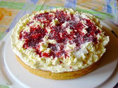Как сэкономить время при выпечке торта