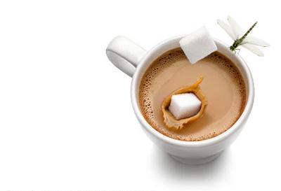 Кофе с сахаром действует как энергетический напиток