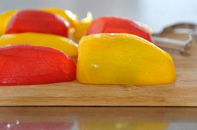 Очищенный сладкий перец усваивается лучше