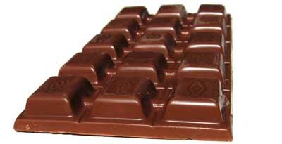 Шоколад снижает кровяное давление