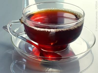 Черный чай и кофе помогут от диабета