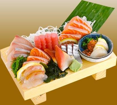 Что выбрать в японском ресторане