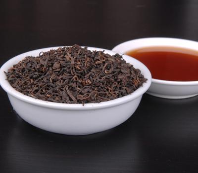 Пуэр – самый чёрный чай