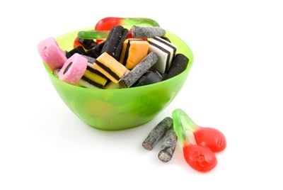 конфеты из корня солодки