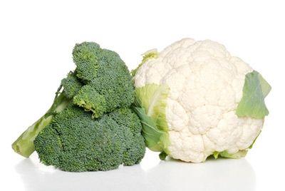 Рецепты цветной капусты брокколи