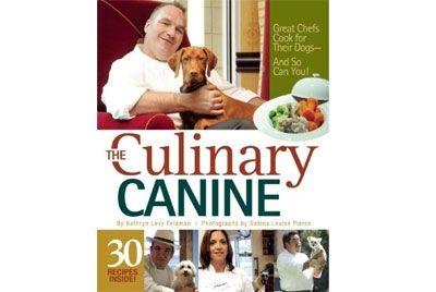 Выходит кулинарная книга для собак