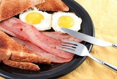 Медленный прием пищи обеспечит похудение