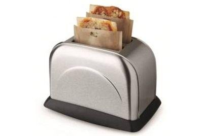 Пицца для тостера