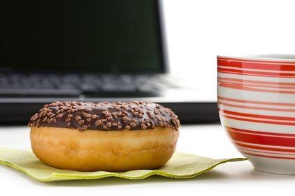 Перекусы – скрытая причина лишнего веса