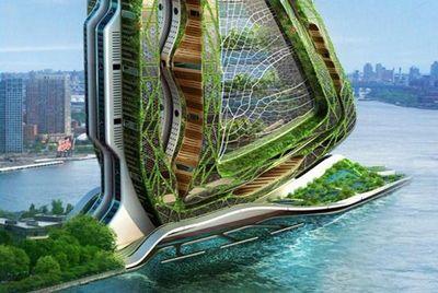 В Нью-Йорке появится ферма будущего