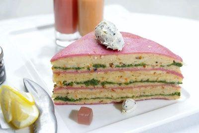 Самый дорогой в мире блинный торт