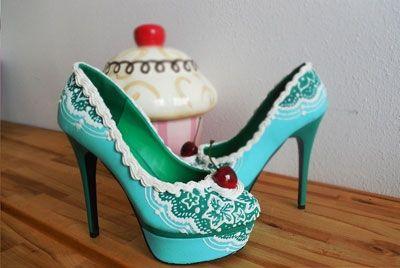 Самые вкусные в мире туфли