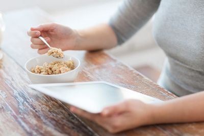 Социальные сети влияют на пищевое поведение