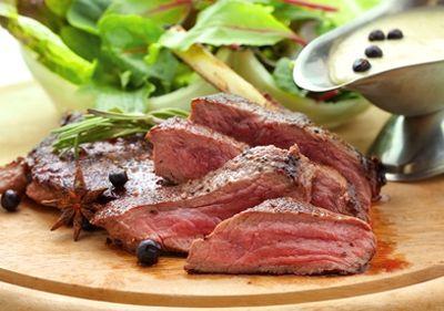 В Великобритании растет популярность оленины - Кулинарные новости