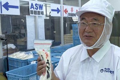 Японская электростанция работает на лапше