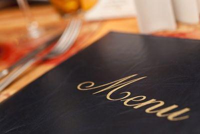 Российским рестораторам возможно придётся указывать полный состав блюд
