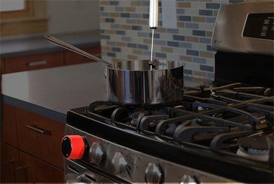 Изобретён термометр для кухонной плиты